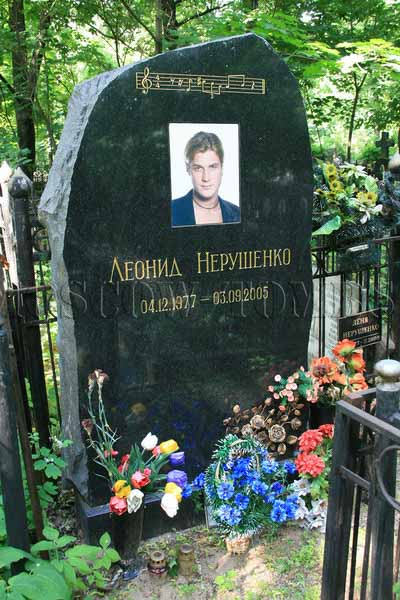 Каждый год в годовщину его смерти у могилы артиста собираются друзья и поклонники.