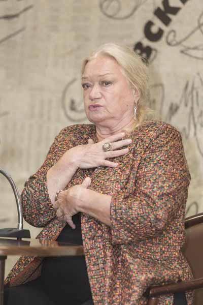 Людмила Полякова дружила с Клюевым 15 лет
