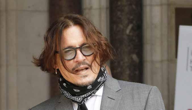 Страх и ненависть Джонни Деппа: скандальные заявления актера на суде в Лондоне