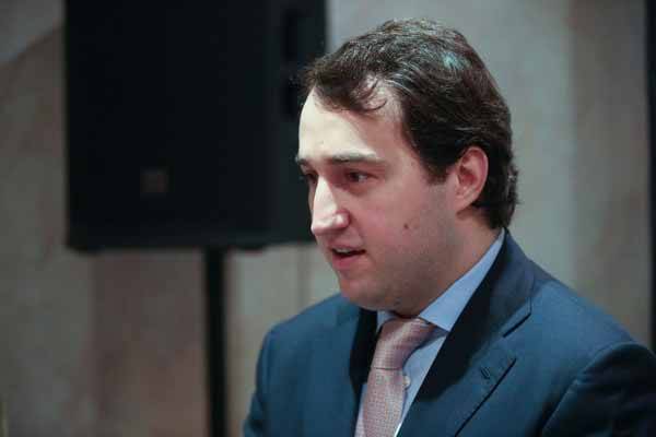 Саид Гуцериев учился в Великобритании