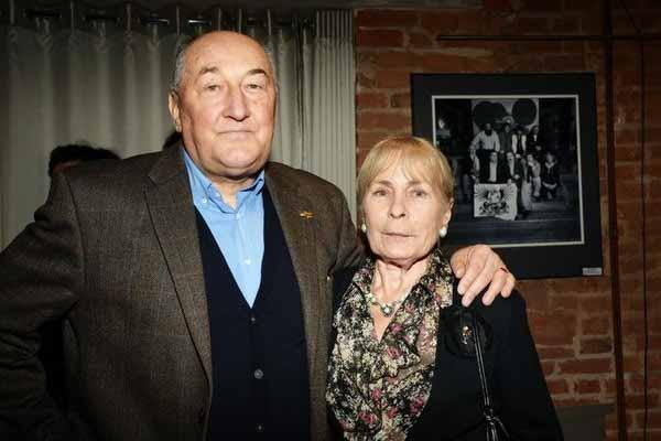 Актер прожил с женой 45 лет вместе.