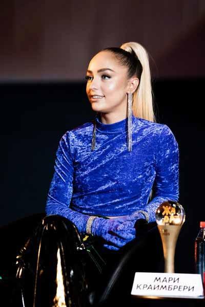 Мари Краймбрери получила статуэтку в категории