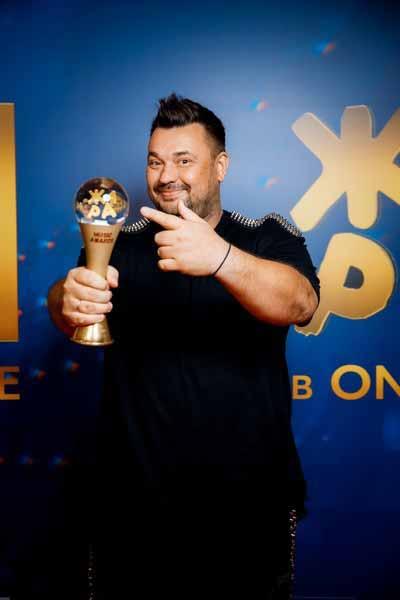 Сергей Жуков получил приз