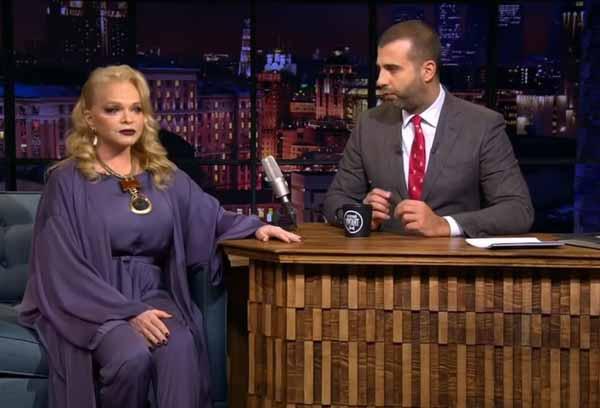Зрители не оценили наряд Долиной, выбранный для шоу.