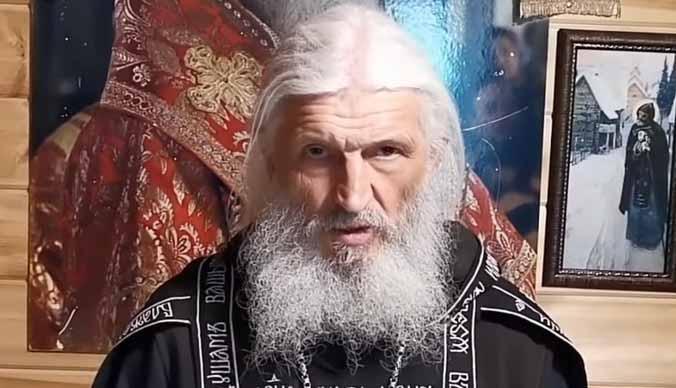 В монастыре, захваченном отцом Сергием, умер ребенок