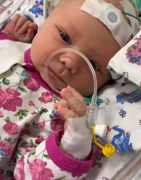 Малыш Стефан попал в реанимацию с судорогами