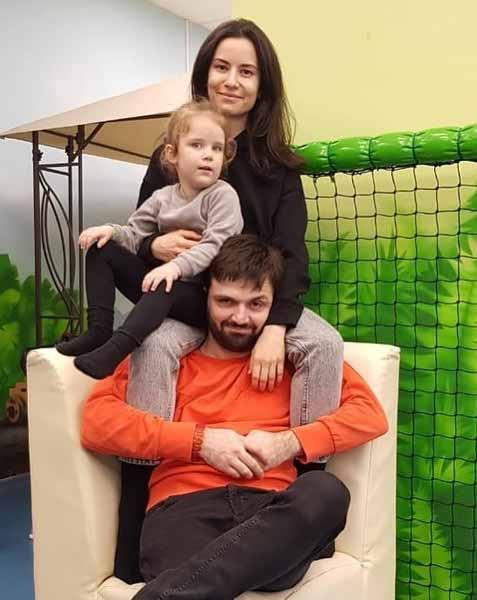Зураб и Анастасия женаты с 2012 года.