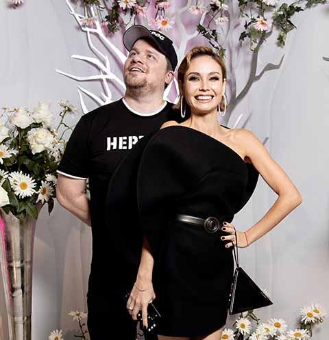 Ляйсан Утяшева и Гарик Харламов