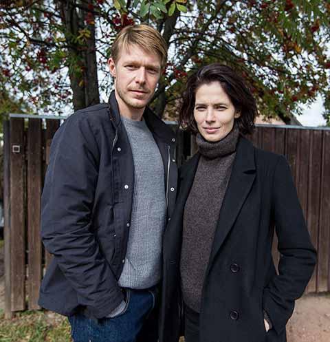 Главные роли в сериале исполнили Никита Ефремов и Юлия Снигирь.
