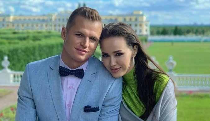Анастасия Костенко предъявила иск Дмитрию Тарасову о взыскании алиментов