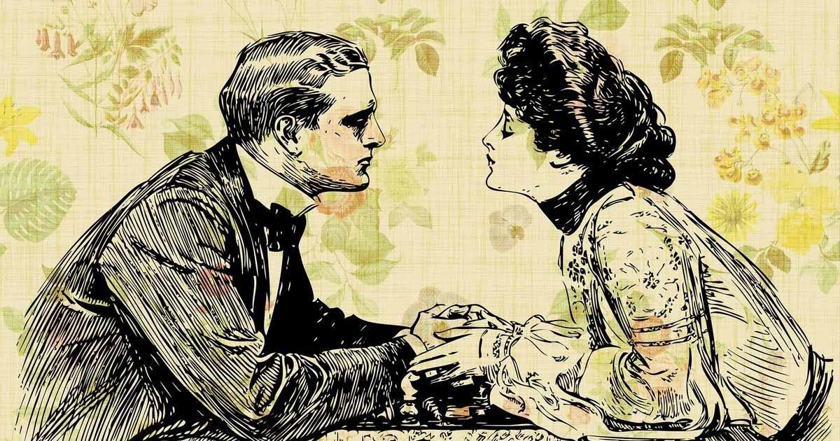 А если это любовь?  Как знаки зодиака проявляют чувства