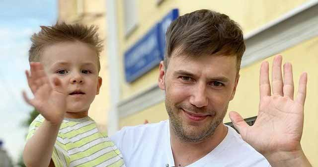 Иван Жидков насильно забрал сына у бывшей гражданской жены