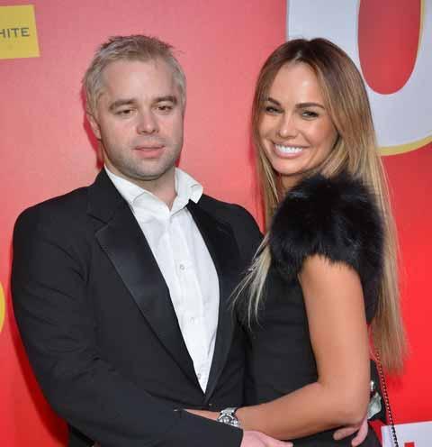 Виталий Гогунский с бывшей женой Ириной