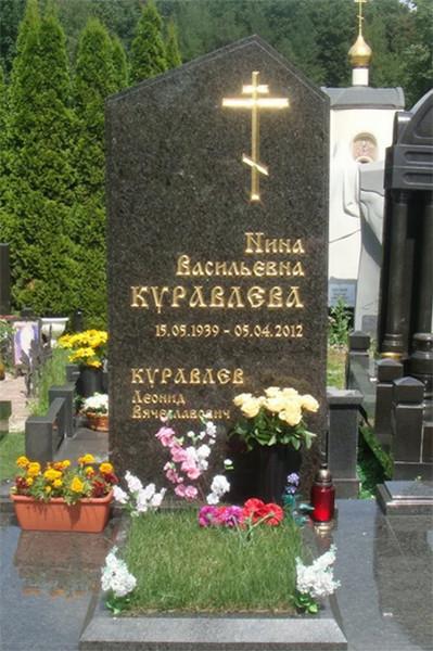 Куравлев хочет, чтобы его похоронили с женой