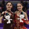 Алина Загитова и Евгения Медведева сразятся в командном турнире