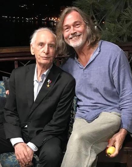 Сафронов рад встрече с актером