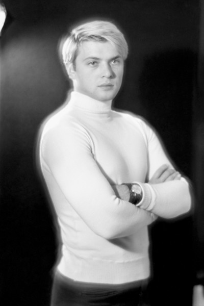 Борис Быстров в молодости