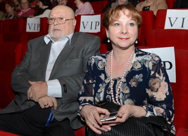 Ирина Савина стала главной женщиной в жизни актера