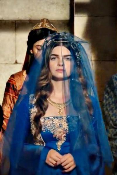 Свадьба Мехримы и Рустема-паши прошла в роскоши