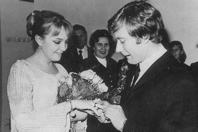 Миронов и Градова были вместе пять лет