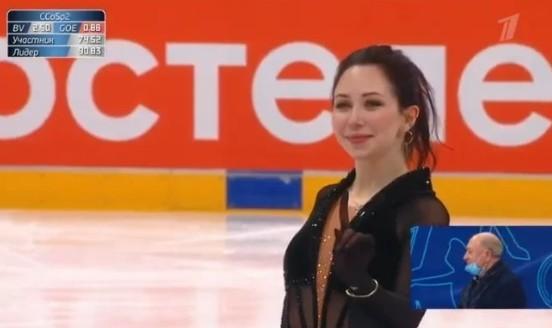Скорее всего, Елизавета Туктамышева поедет на чемпионат мира