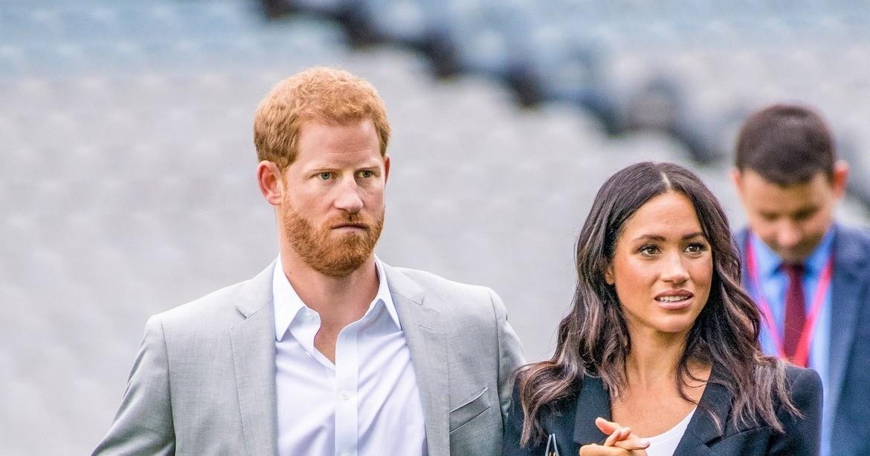 Принц Гарри и его жена боялись повторить судьбу принцессы Дианы