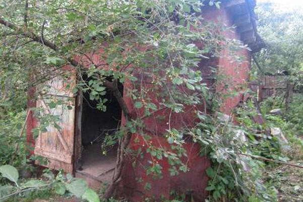 Так выглядит вход в сарай, под которым маньяк оборудовал целую комнату пыток, в которой более трех лет держал своих пленников.