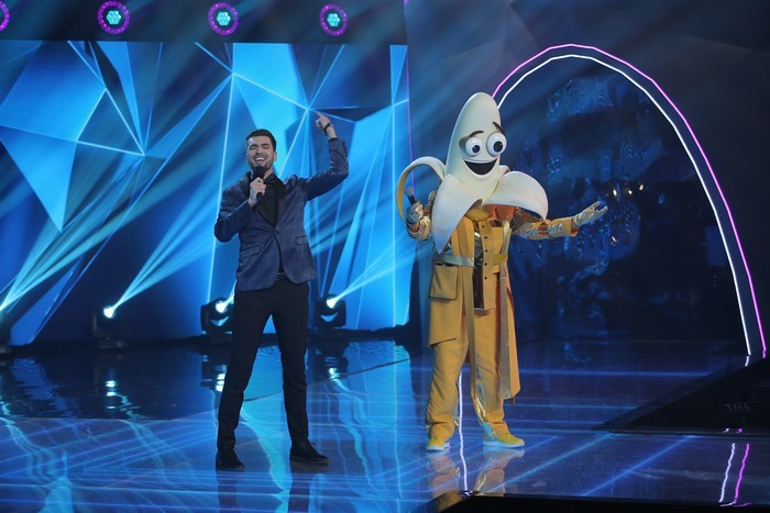 Многие думали, что под маской Банана - Буйнова