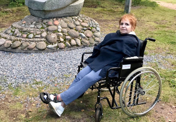 Из-за несчастного случая мама Марка Гороньки перенесла несколько операций
