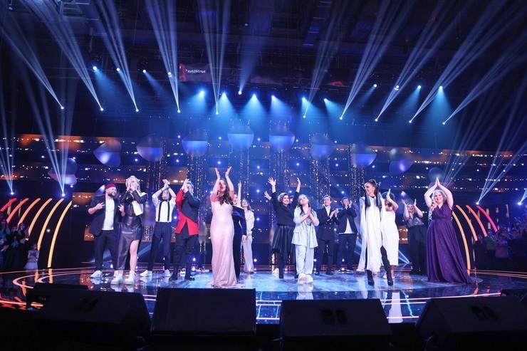 Многие участники шоу не смогли набрать больше 40 голосов.