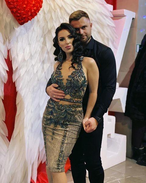 Виктор Литвинов с женой