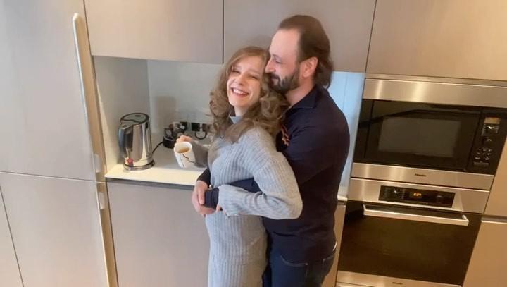 В декабре Илья и Лиза узаконили свои отношения.