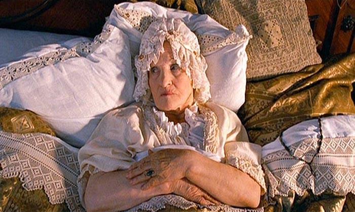 Доротенко за свою жизнь снялась более чем в 100 фильмах
