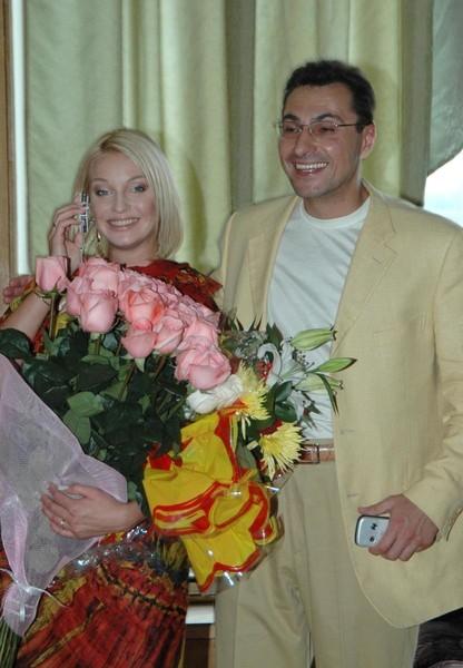Балерина рассталась с Вдовиным через год после рождения дочери
