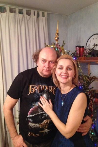 Татьяна Проценко была счастлива рядом с Алексеем Войтюком