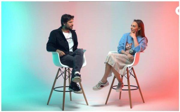 Катя Варнава и Александр Молочников в интервью GQ, YouTube.ru