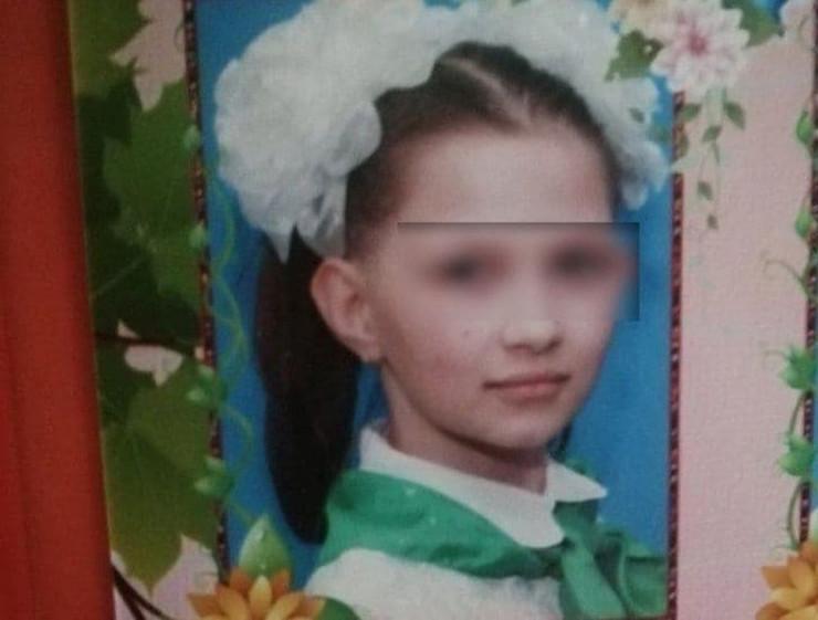 Анастасия пропала вчера утром по дороге из школы