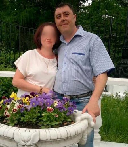 Фируз Еров с женой Юлией