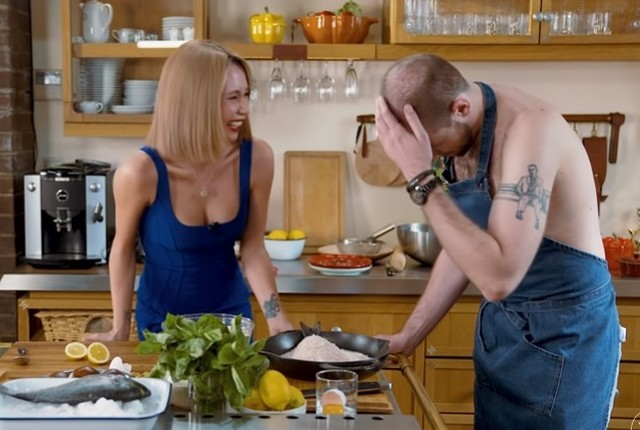 Андрею Бебуришвили сделали пересадку волос и теперь ждут эффекта