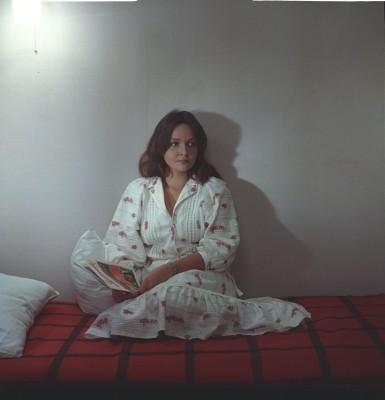 Ирина Акулова в молодости