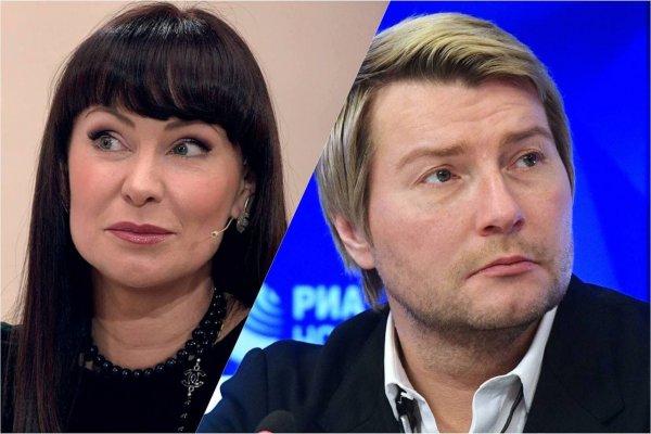 Нонна Гришаева и Николай Басков Фотоколлаж: Vladtime