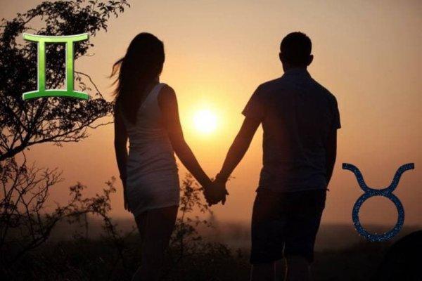 Мужчина-Телец и женщина-Близнецы влюбляются с первого взгляда, но не всегда сохраняют чувства надолго.  Коллаж: vladtime.ru