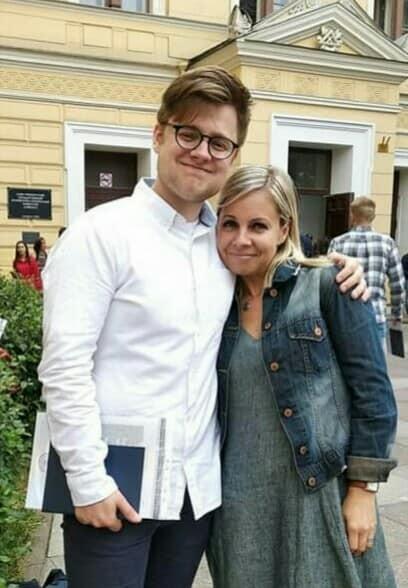 Юлия Курёхина стала мамой двоих сыновей