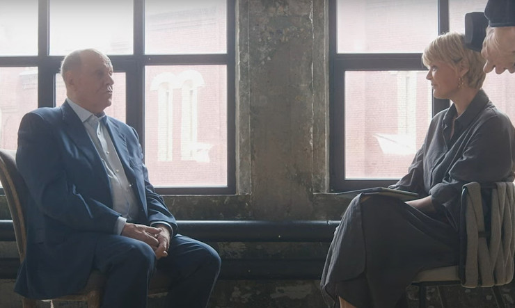 Последнее интервью Меньшов дал дочери в конце апреля.