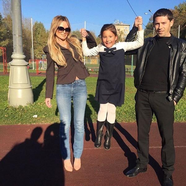 Борисова и Аксенов так и не смогли наладить отношения