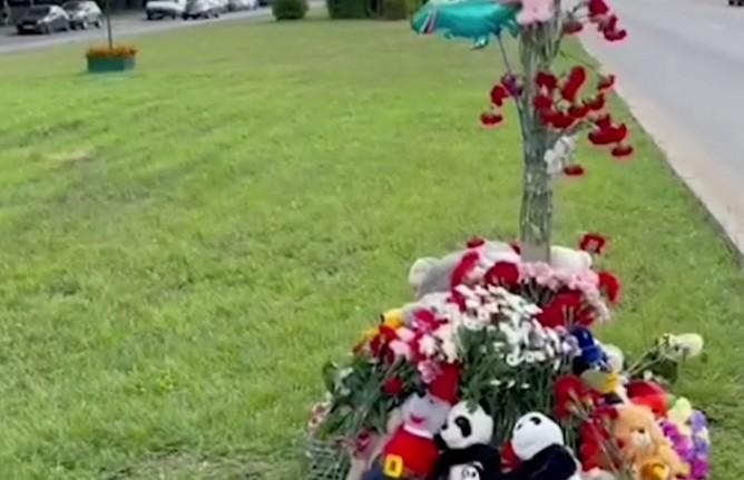 Двое младенцев погибли в результате аварии
