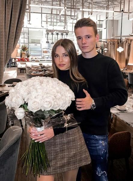 Лиана и Арсений Шульгины