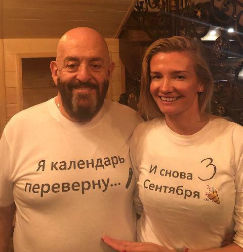 Светлана Уразова всегда с любимым