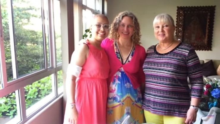 Лиза несколько лет боролась с раком