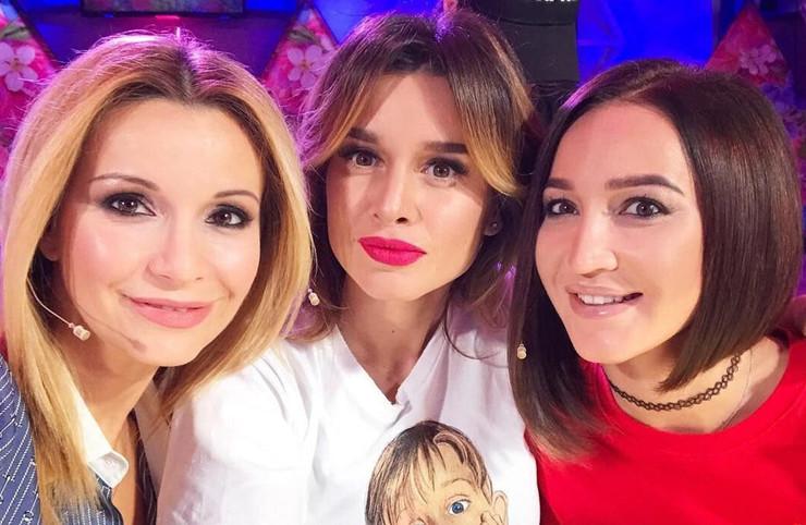 Орлова и Бородина недавно попали в скандал, связанный с Бузовой и ее уходом из проекта.